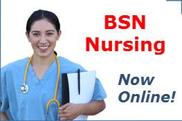 BSN Nursing Graphic